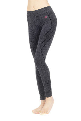 Leggings Active Up grigio antracite