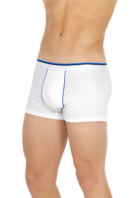 Boxer Active White