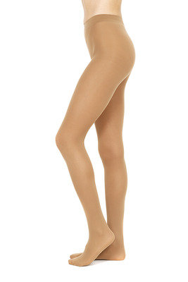 Microfibre 50 Tights Natural