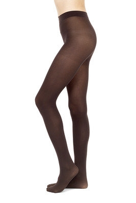 Microfibre 50 Tights Coffee