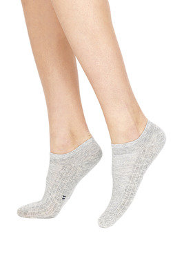 Mini Socks Cotton X3 Melange grey