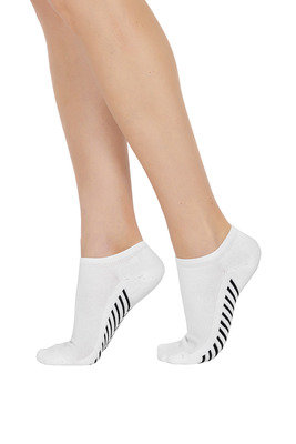 Mini Socks Fit White