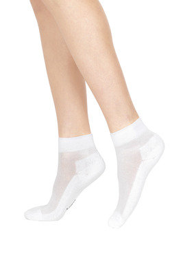 Socks Bardi White