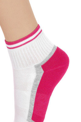 Socks Active Up Gym Pink