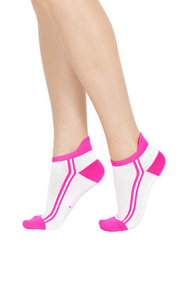 Mini Socks Active Up White/Pink