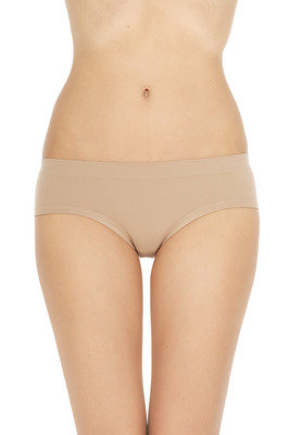 Low Waist Culotte Feel Skin