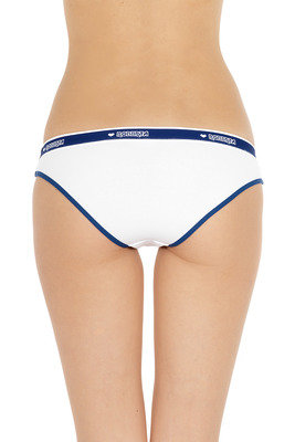 Low Waist Panties Play White