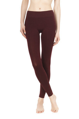 Leggings Color Comfort Bordeauxe