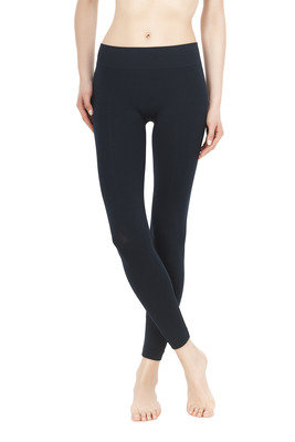 Leggings Color Comfort blu notte