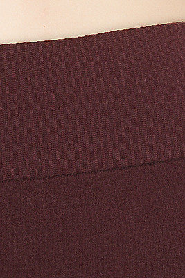 Leggings Color Comfort bordeaux