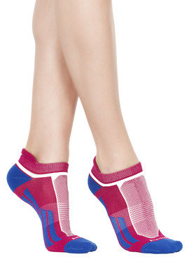Mini Socks Active Fit blue/cyclamen violet