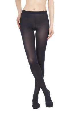 Microfibre 100 Tights Blue