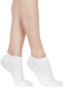 Women Mini Socks hot cotton white