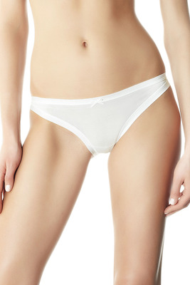 Brazilian briefs cotton-modal Angel white