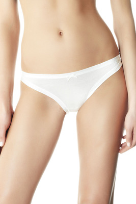 Low waist briefs cotton-modal Angel white