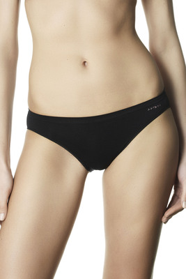 Low waist briefs microfibre Eligere black