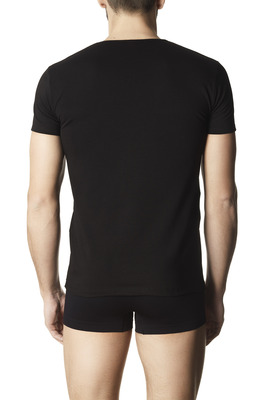 T-Shirt Cotton Black
