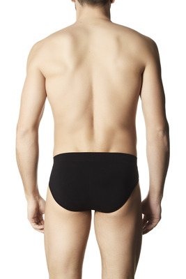 Slip uomo Active Up nero