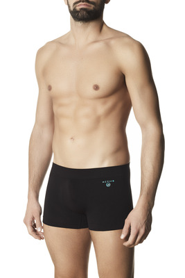 Boxer active black