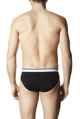 Briefs Active Black/Blue