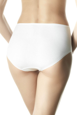 briefs Midi Cotton White