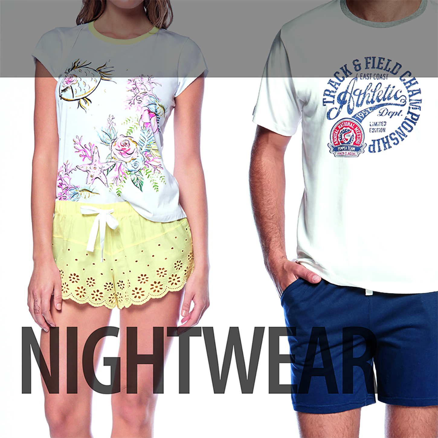 Check it out all the nightwear collection
